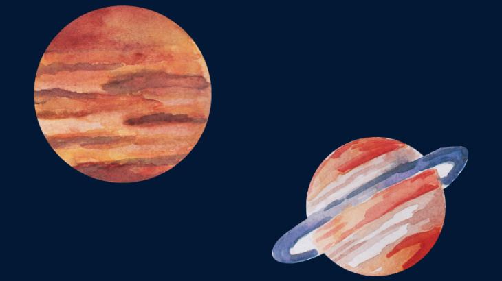 木星と土星が大接近!